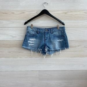 Volcom Jean Shorts - Great Condition